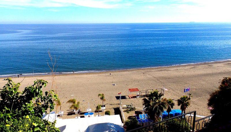 Beach Bajondillo Torremolinos